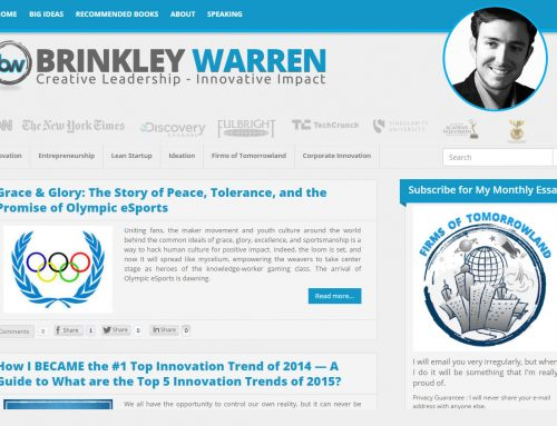 Brinkley's Personal Website